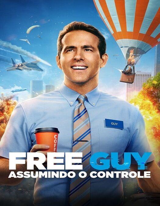 Free Guy - Assumindo o Controle Dublado