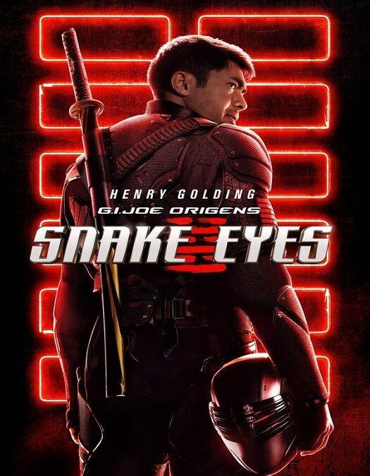 G.I. Joe Origens - Snake Eyes Dublado