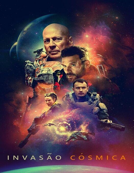 Invasão Cósmica Dublado