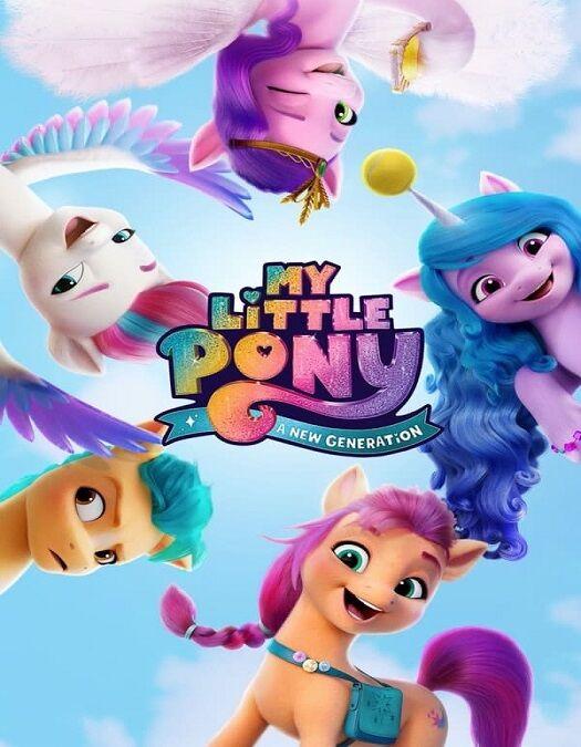 My Little Pony - Nova Geração Dublado