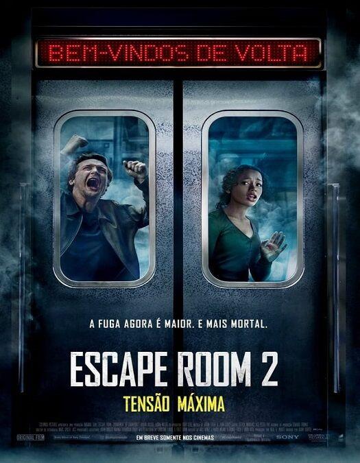 Escape Room 2 - Tensão Máxima Dublado