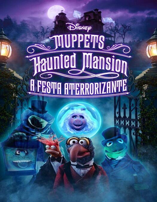 Muppets Haunted Mansion - A Festa Aterrorizante Dublado